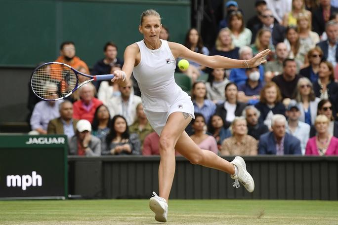 Ashleigh Barty vô địch đơn nữ Wimbledon 2021 - Ảnh 2.