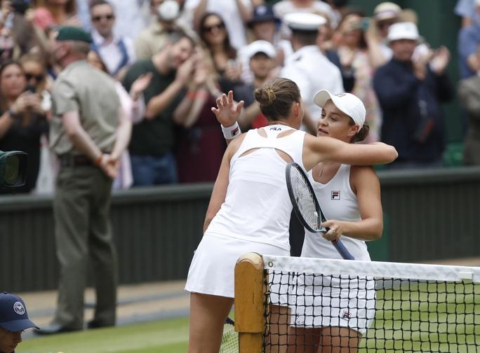 Ashleigh Barty vô địch đơn nữ Wimbledon 2021 - Ảnh 5.