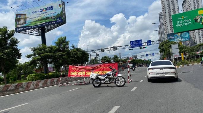 TP Thủ Đức phong tỏa nhiều khu phố tại phường Hiệp Bình Phước và Hiệp Bình Chánh - Ảnh 1.