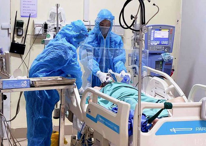4 trường hợp tử vong do Covid-19 ở TP HCM và Đồng Tháp - Ảnh 1.