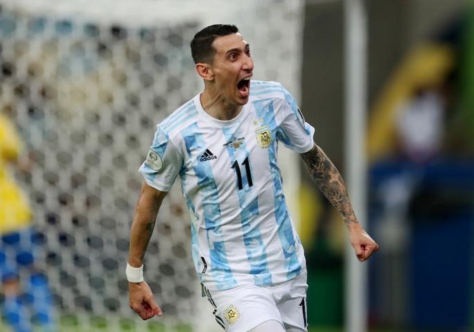 Copa America 2021: Brazil gục ngã ở sân nhà, Lionel Messi lần đầu vô địch cùng Argentina - Ảnh 6.