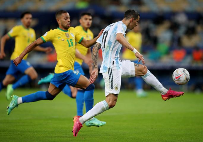 Copa America 2021: Brazil gục ngã ở sân nhà, Lionel Messi lần đầu vô địch cùng Argentina - Ảnh 5.
