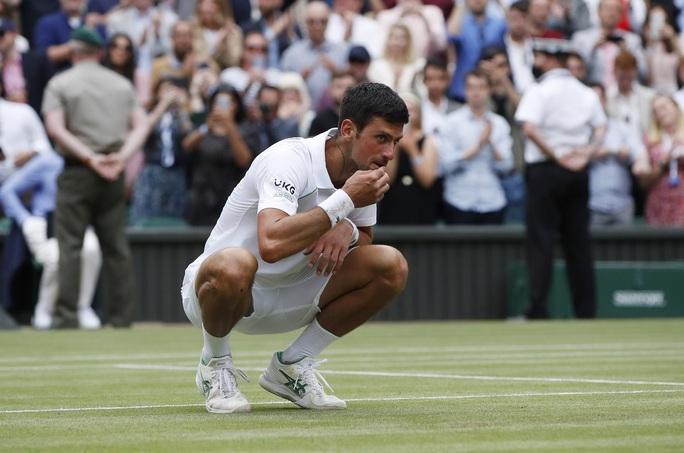Djokovic vô địch Wimbledon 2021, san bằng kỷ lục 20 Grand Slam - Ảnh 6.