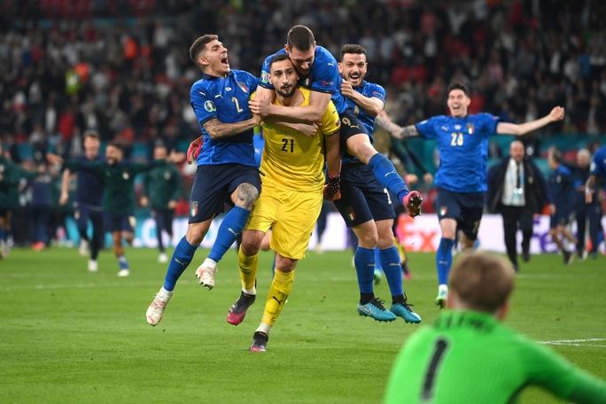 HLV Roberto Mancini giúp tuyển Ý lập nên hàng loạt kỷ lục - Ảnh 7.