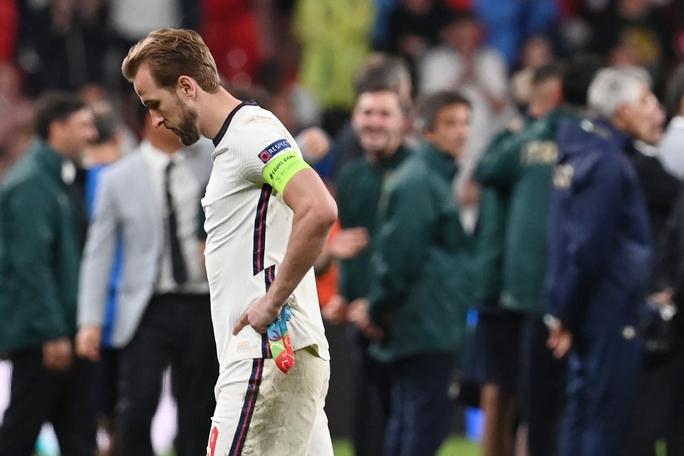 HLV Southgate nói gì khi tuyển Anh thua trên chấm luân lưu? - Ảnh 5.