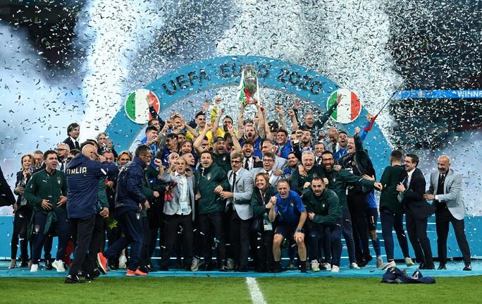 HLV Roberto Mancini giúp tuyển Ý lập nên hàng loạt kỷ lục - Ảnh 10.