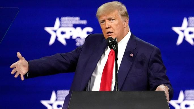 Ông Trump vẫn là ứng viên tổng tống mạnh nhất của Đảng Cộng hoà - Ảnh 1.
