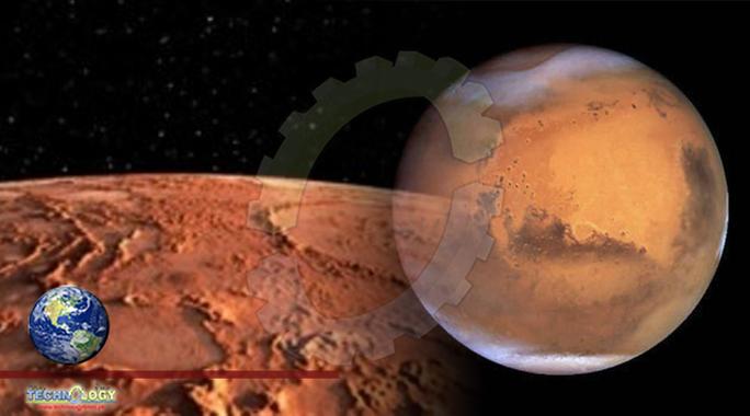 Nga nghiên cứu đặt một trạm điện hạt nhân trên sao Hỏa - Ảnh 1.