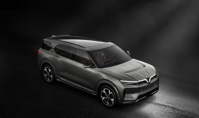 VinFast sẽ xuất khẩu ôtô điện VF e35, VF e36 vào tháng 3-2022 - Ảnh 1.