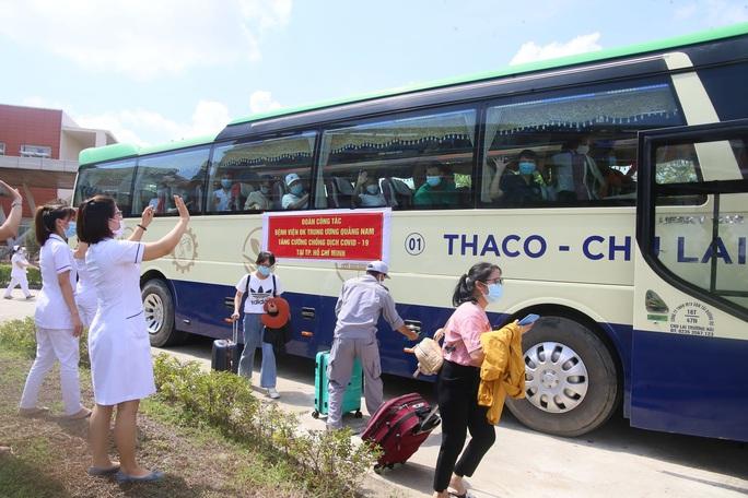 Quảng Nam xuất quân hỗ trợ TP HCM đẩy lùi Covid-19 - Ảnh 4.