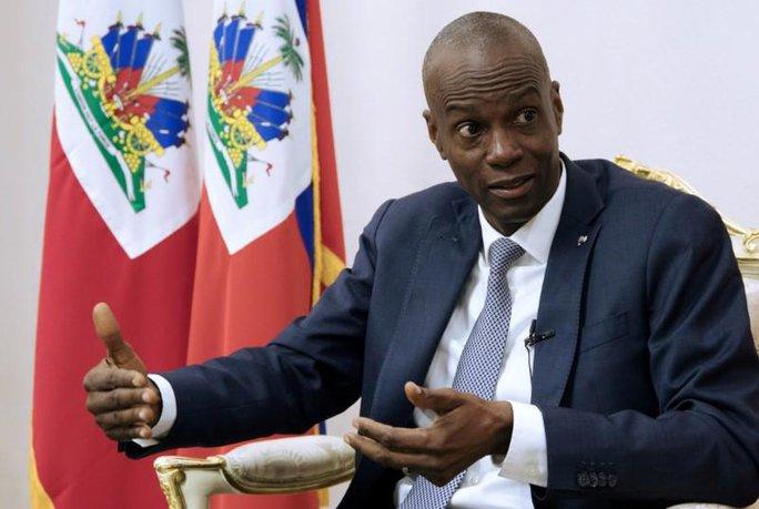 Bộ Quốc phòng Mỹ cân nhắc điều quân đến Haiti - Ảnh 2.