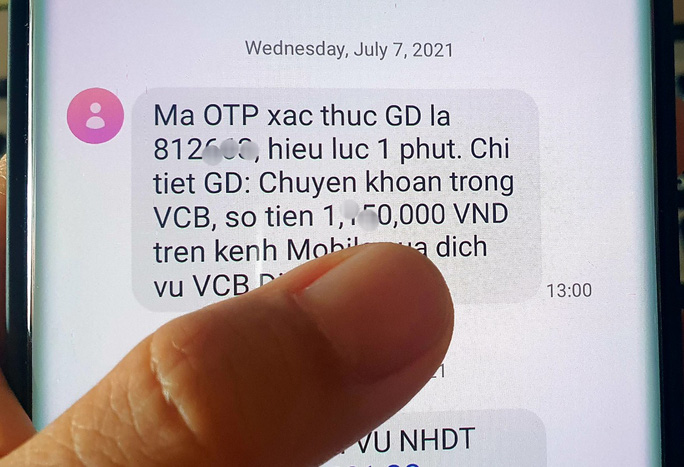 Ngân hàng Nhà nước cảnh báo thủ đoạn chuyển nhầm tiền, rồi đòi lại cùng tiền lãi - Ảnh 1.