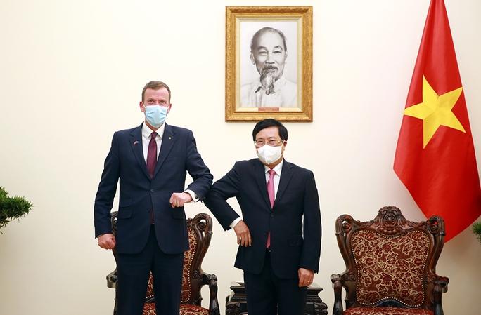 Úc hỗ trợ Việt Nam 1,5 triệu liều vắc-xin AstraZeneca - Ảnh 1.