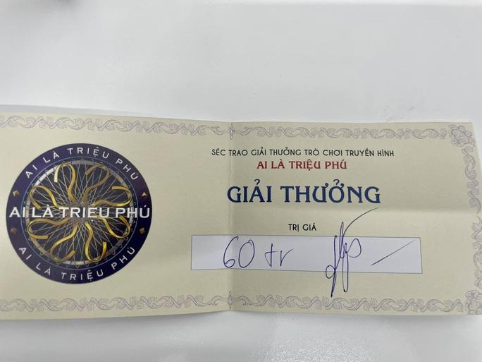 """Diễn viên Việt Anh góp 60 triệu đồng thi """"Ai là triệu phú"""" cho Quỹ vắc-xin Covid-19 - Ảnh 3."""