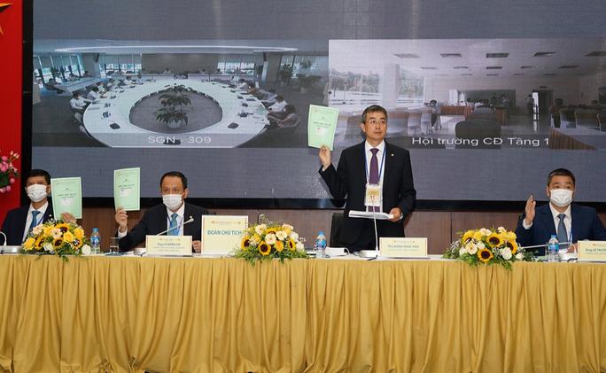 Vietnam Airlines thông qua phương án tăng vốn 8.000 tỉ đồng - Ảnh 1.