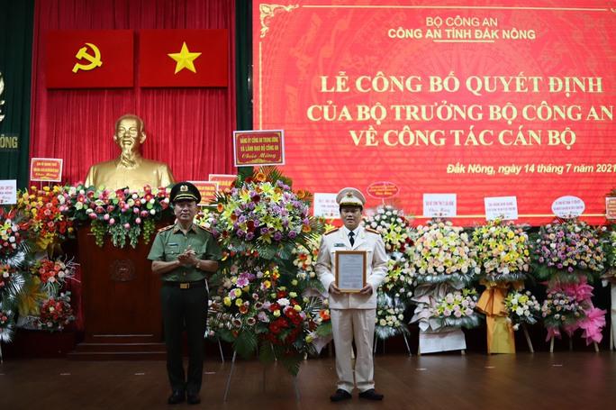 Đắk Nông có tân Giám đốc Công an tỉnh 44 tuổi - Ảnh 1.