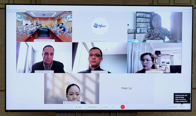 Pfizer cam kết cung ứng thêm 20 triệu liều vắc-xin Covid-19 cho Việt Nam - Ảnh 2.