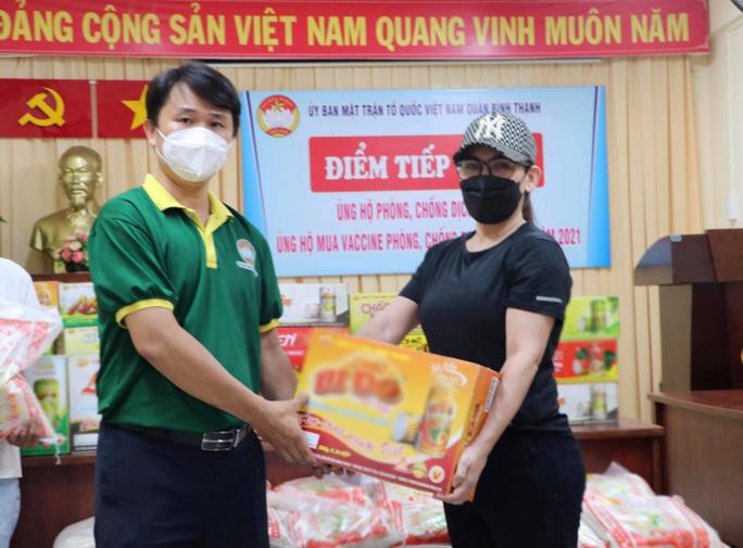 Phi Nhung- Hồ Văn Cường xuất hiện hậu lùm xùm ra riêng - Ảnh 3.