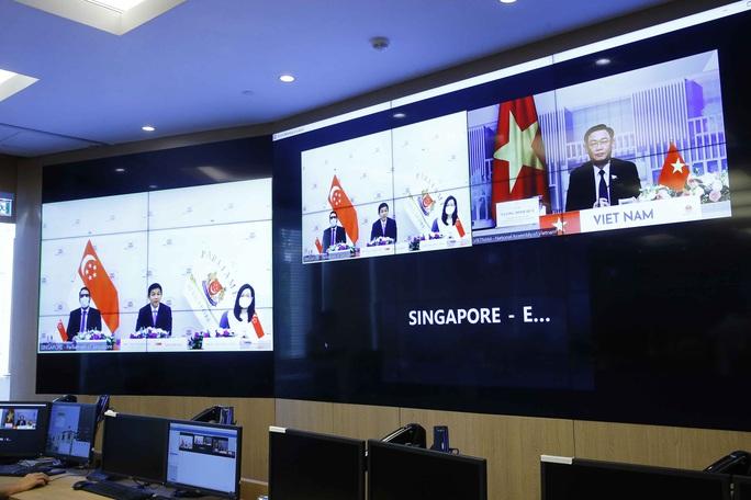 Tích cực trao đổi để sớm nối lại đường bay Việt Nam - Singapore - Ảnh 1.