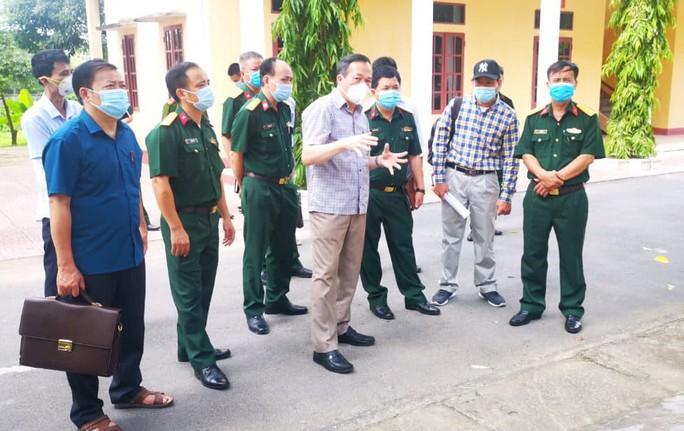 Thanh Hóa ghi nhận 19 ca dương tính SARS-CoV-2 là người về từ Thái Lan - Ảnh 2.