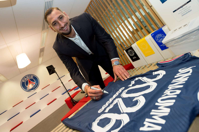 Cầu thủ xuất sắc nhất Euro 2020 gia nhập Paris Saint-Germain giá 0 đồng - Ảnh 3.