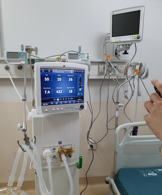 TP HCM: Những hình ảnh bên trong Bệnh viện hồi sức Covid-19 - Ảnh 8.