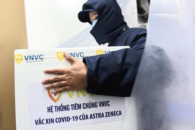 Thêm 921.400 liều vắc-xin AstraZeneca về Việt Nam - Ảnh 2.