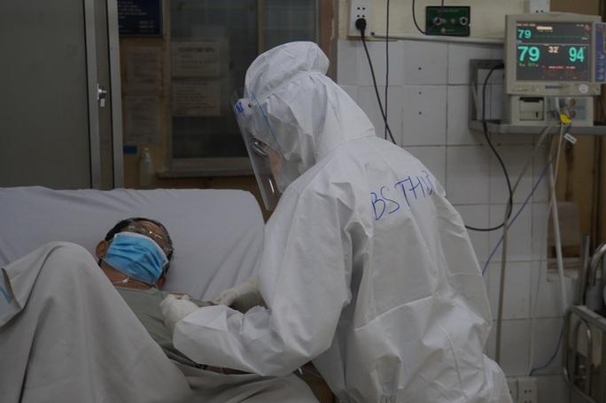 TP HCM: Số ca nhiễm SARS-CoV-2 trong cộng đồng giảm - Ảnh 1.