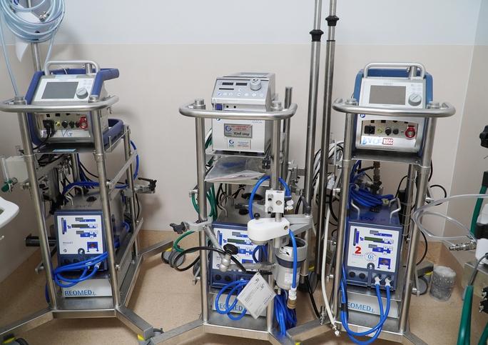 TP HCM: Những hình ảnh bên trong Bệnh viện hồi sức Covid-19 - Ảnh 3.