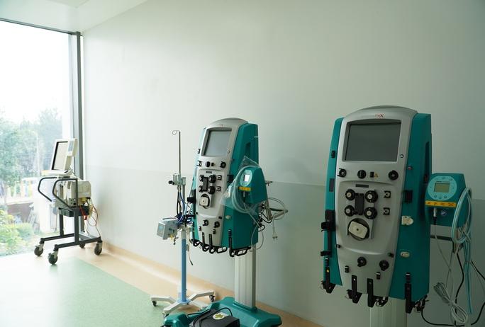 TP HCM: Những hình ảnh bên trong Bệnh viện hồi sức Covid-19 - Ảnh 5.