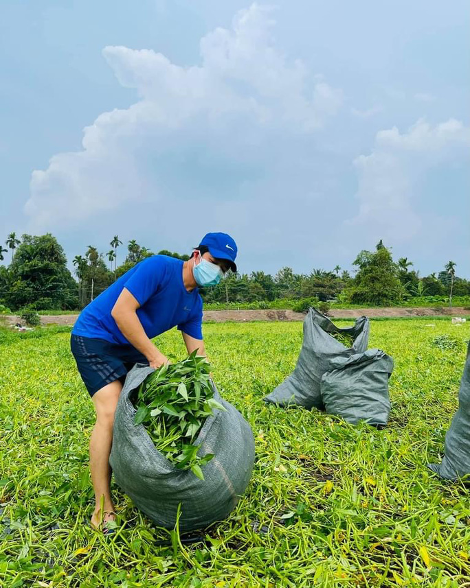 Hoa hậu Khánh Vân cùng nhiều nghệ sĩ tiếp tục hỗ trợ người dân chống dịch - Ảnh 6.