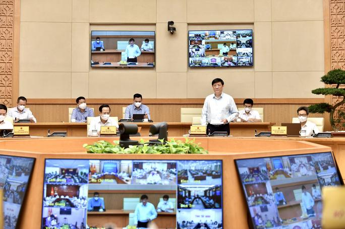 Thủ tướng chủ trì họp khẩn với 27 tỉnh, thành về chống dịch Covid-19 - Ảnh 2.