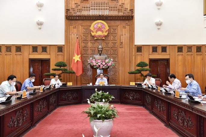 Thủ tướng: Xử lý vướng mắc, sớm đưa nhiệt điện Thái Bình 2 vào khai thác - Ảnh 1.