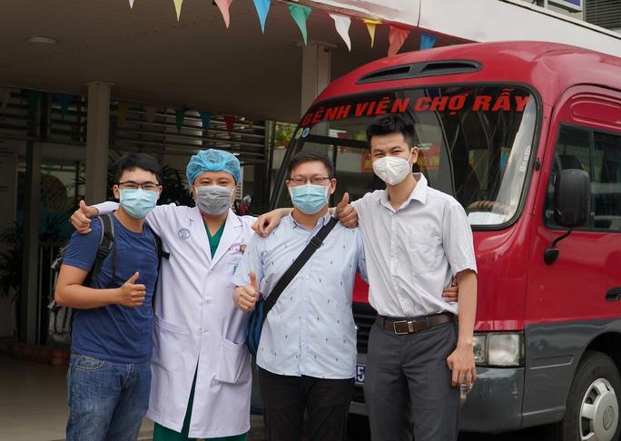 TP HCM: Những hình ảnh bên trong Bệnh viện hồi sức Covid-19 - Ảnh 7.