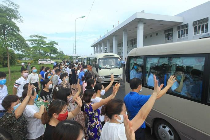114 bác sĩ, điều dưỡng Hải Phòng xung phong vào TP HCM - Ảnh 3.