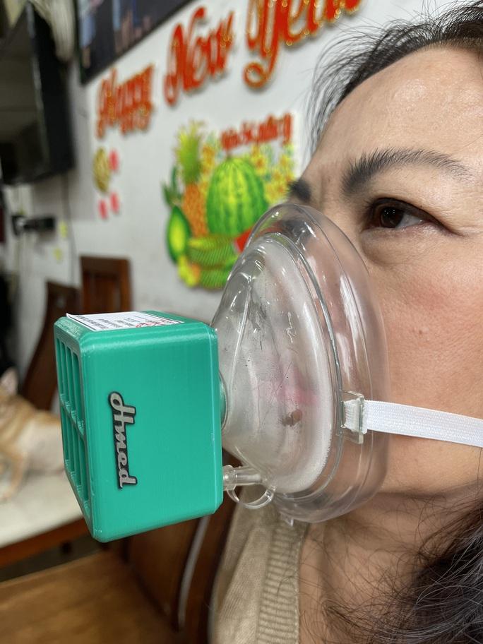 Khẩu trang kháng khuẩn và lọc không khí - Ảnh 2.