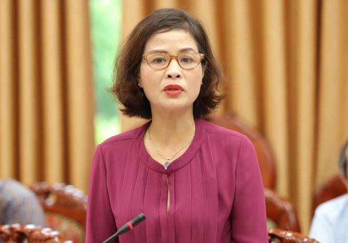 Bắt nguyên Giám đốc Sở GD-ĐT tỉnh Thanh Hóa Phạm Thị Hằng - Ảnh 1.