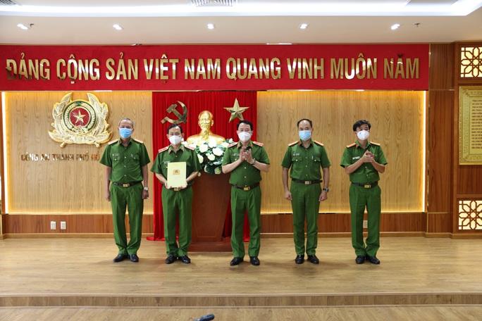 Bộ Công an khen thưởng lực lượng bắt tử tù trốn trại giam Chí Hòa - Ảnh 1.