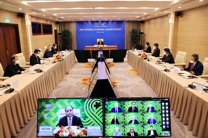 Việt Nam đề nghị APEC bãi bỏ quyền sở hữu trí tuệ đối với vắc-xin ngừa Covid-19 - Ảnh 6.