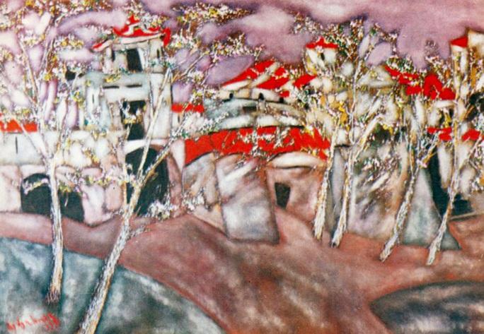 Người vẽ phố Hoàng Đăng Nhuận đã về cõi mộng - Ảnh 5.
