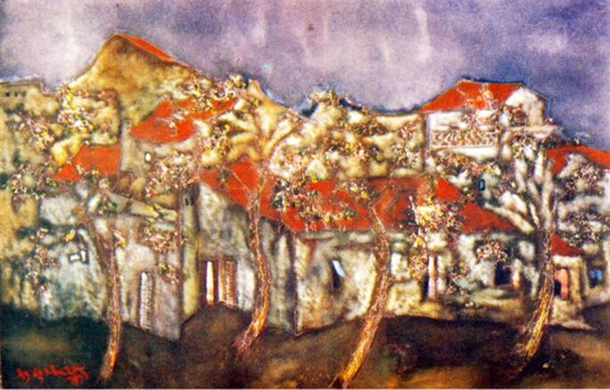 Người vẽ phố Hoàng Đăng Nhuận đã về cõi mộng - Ảnh 6.