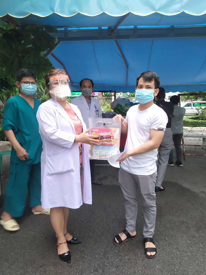TP HCM có 942 bệnh nhân Covid-19 được xuất viện sau 2 tháng - Ảnh 1.