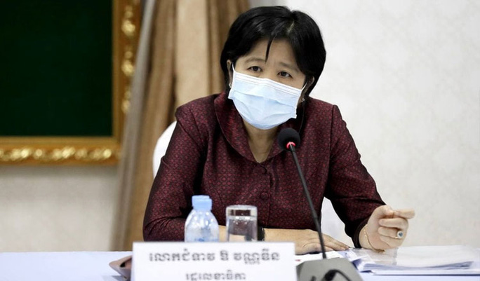 Biến thể Delta lây trong 15 giây, Campuchia lo thảm hoạ y tế - Ảnh 2.
