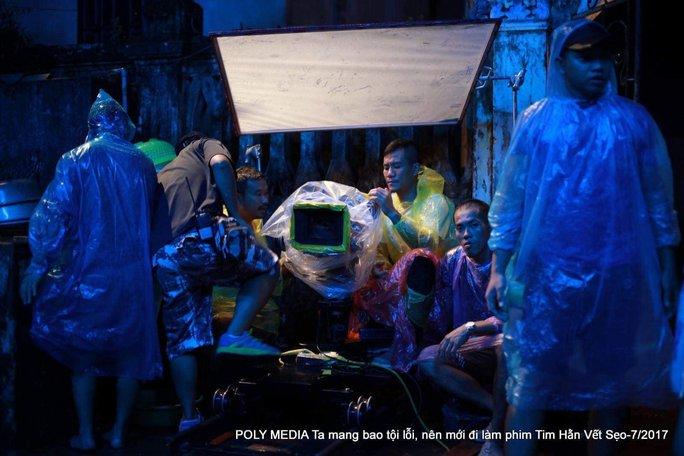 Nguyễn Quang Dũng và các nghệ sĩ cùng hỗ trợ người làm phim mất việc do Covid-19 - Ảnh 2.