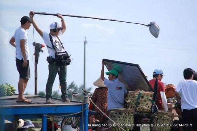 Nguyễn Quang Dũng và các nghệ sĩ cùng hỗ trợ người làm phim mất việc do Covid-19 - Ảnh 3.