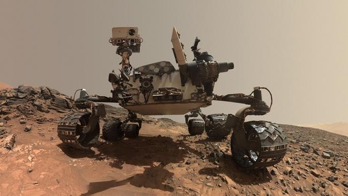 Bằng chứng sốc: có sinh vật đang sống trên Sao Hỏa? - Ảnh 1.