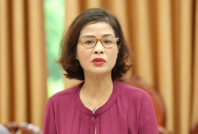 Đình chỉ sinh hoạt Đảng nguyên Giám đốc Sở GD-ĐT Thanh Hóa - Ảnh 1.