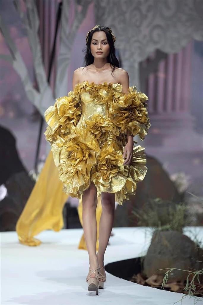 Người mẫu Châu Kim Sang khó khăn chống chọi căn bệnh ác tính - Ảnh 3.