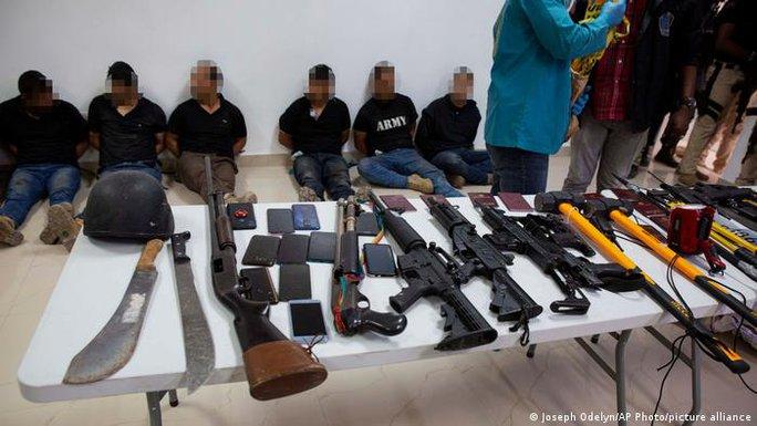 Cựu quan chức Haiti ra lệnh ám sát Tổng thống Jovenel Moise? - Ảnh 1.