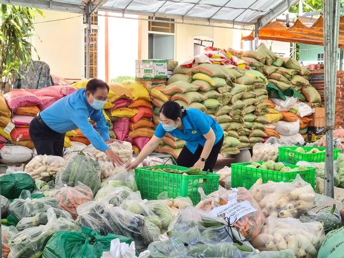 Bình Dương: Không để thực phẩm khan hiếm, tăng giá đột biến trong mọi tình huống - Ảnh 1.